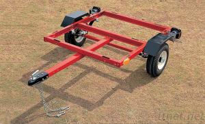 Multi-Purpose Utility Trailer